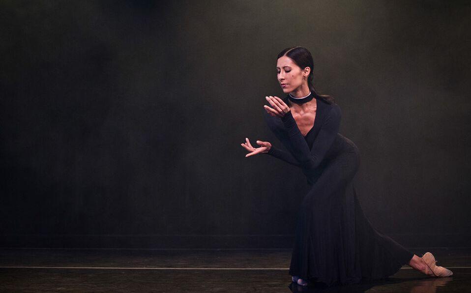 Elisa Carrillo es la primera mexicana en obtener el título de primera bailarina en la compañía Staatsballett Berlin.