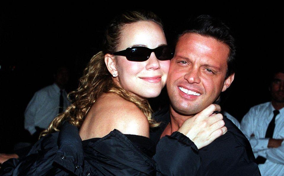 Mariah Carey y Luis Miguel: cómo fue su romance (Foto: Getty Images)