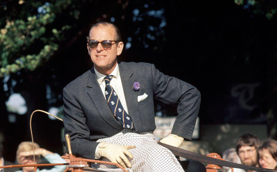 El Príncipe Felipe dejó un legado en cuanto al estilo y elegancia. Foto: Archivo