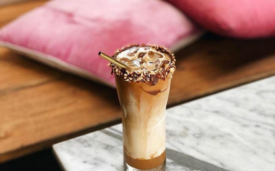Nutella coffee la nueva bebida de las redes sociales/Foto: Instagram @theloftbali