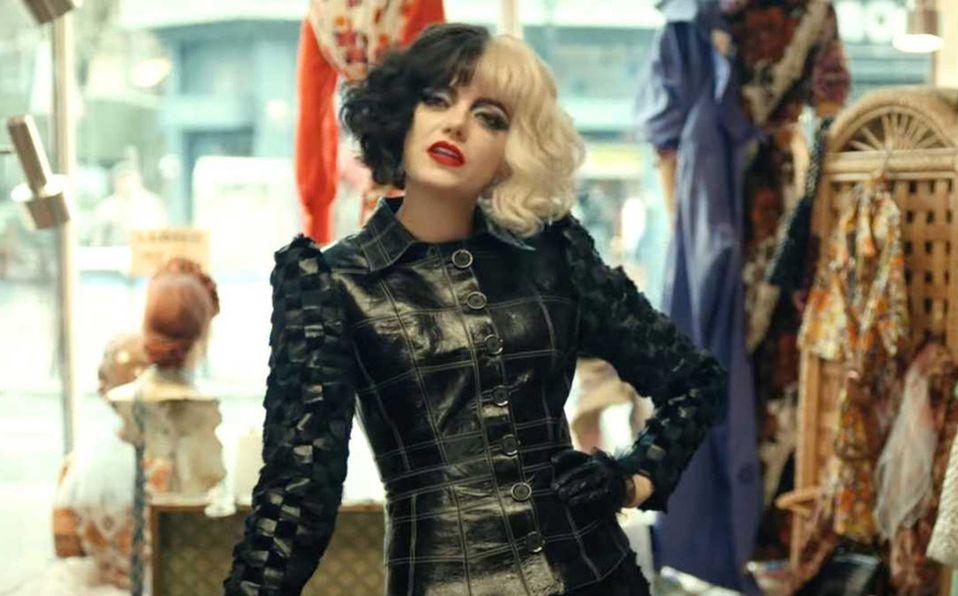 Emma Stone es la protagonista de Cruella, la nueva cinta de Disney