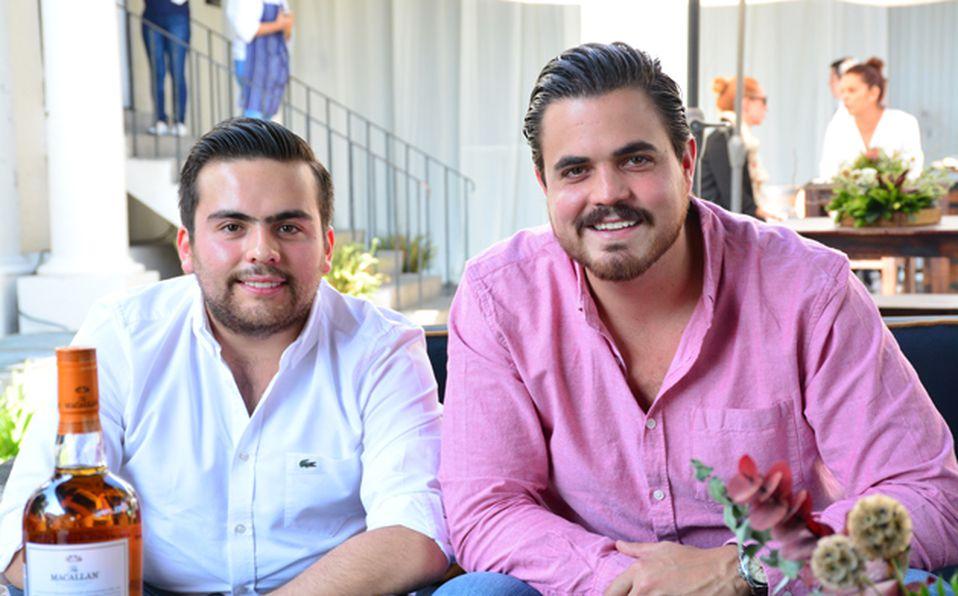 Pao Rosales y Chemy Ramírez