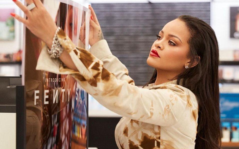 Rihanna y LVMH cierran Fenty, su marca de moda de lujo (Foto: Instagram)
