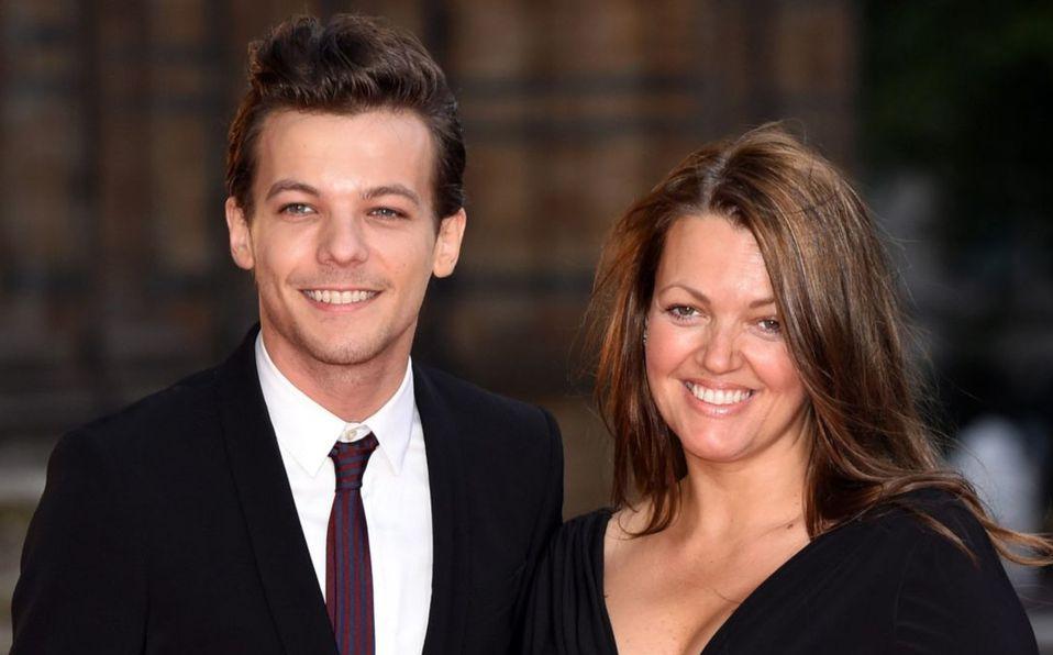 Louis Tomlinson y su mamá: Las pérdidas del cantante de One Direction (Foto: Instagram)