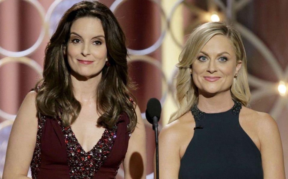 Tina Fey y Amy Poehler destacaron como presentadoras de los Golden Globes 2021 (Foto: Cortesía)