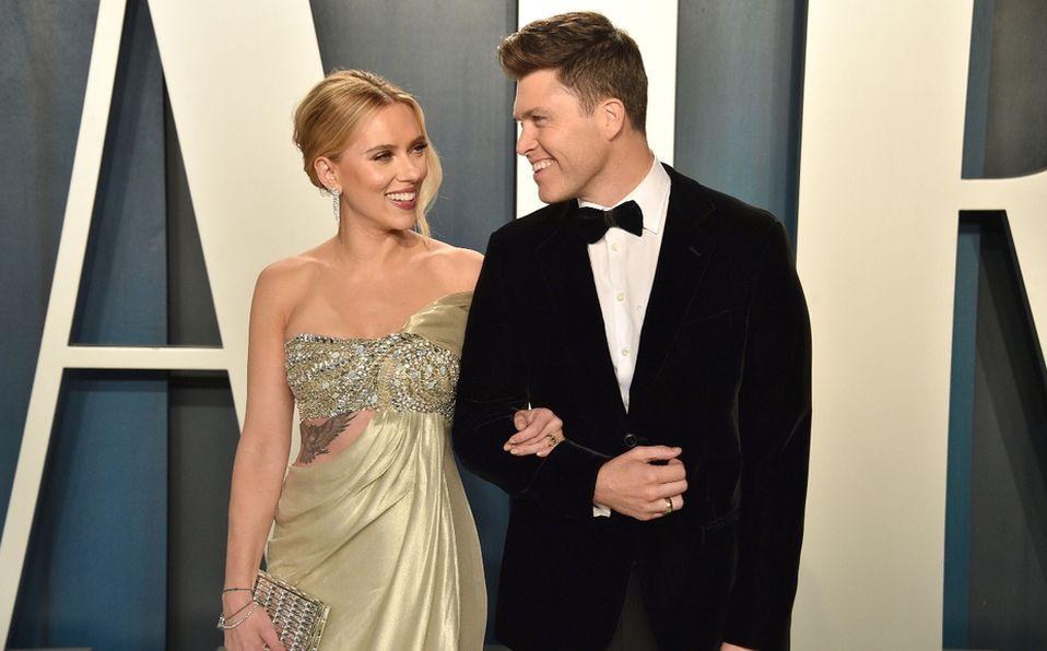 Scarlett Johansson y otros famosos que se han casado ¡en secreto! (Foto: Getty Images)