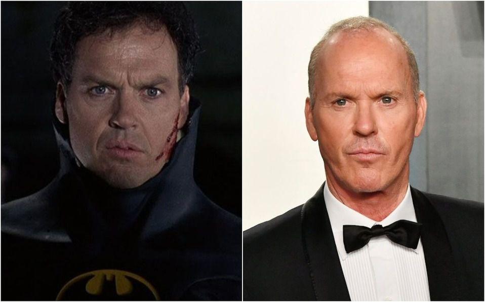 Michael Keaton: El antes y después de Batman (Foto: Instagram)