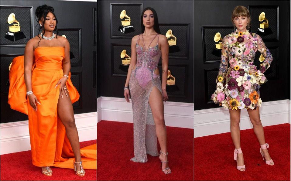 Grammys 2021: Las mejor vestidas de la alfombra roja (Getty Images)