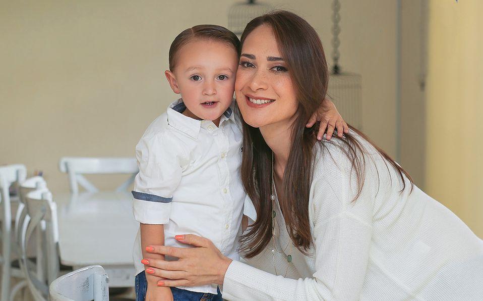 María Fernanda Tenorio, los retos de la maternidad