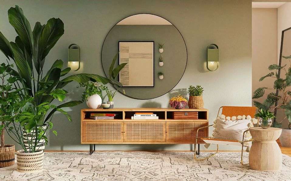 Decorar la casa que rentas sí es posible con sencillos consejos. (Imagen: Unsplash).