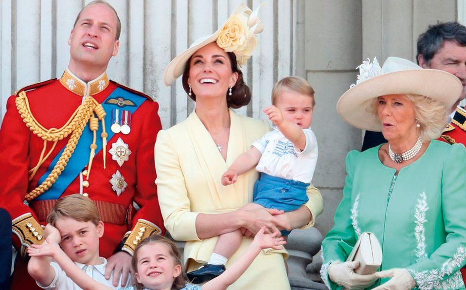 Príncipe William y Lady Di