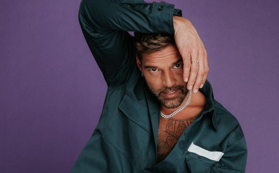 Ricky Martin reaparece e impacta a sus fans con su nuevo rostro