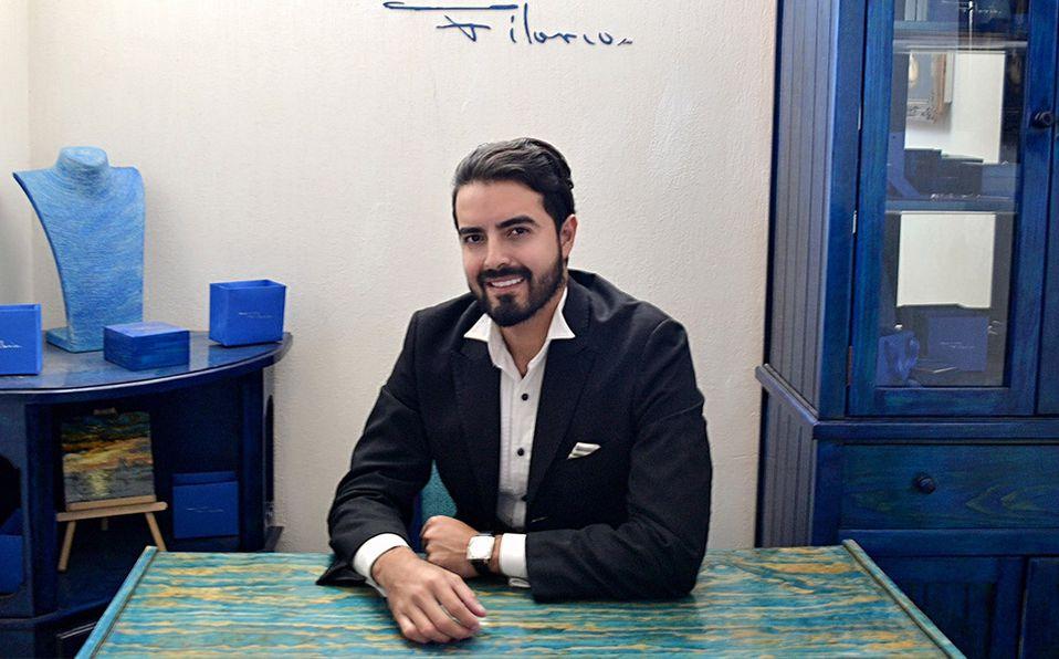 Óscar Filorio lanzó su firma exclusiva FILORIOco.