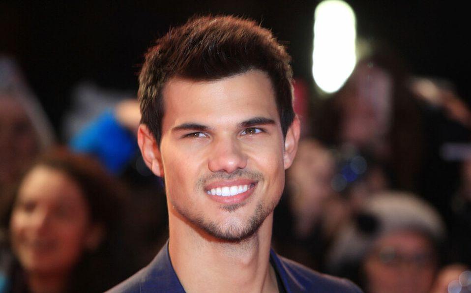 Taylor Lautner se convirtió en una estrella adolescente (Foto: Shutterstock).