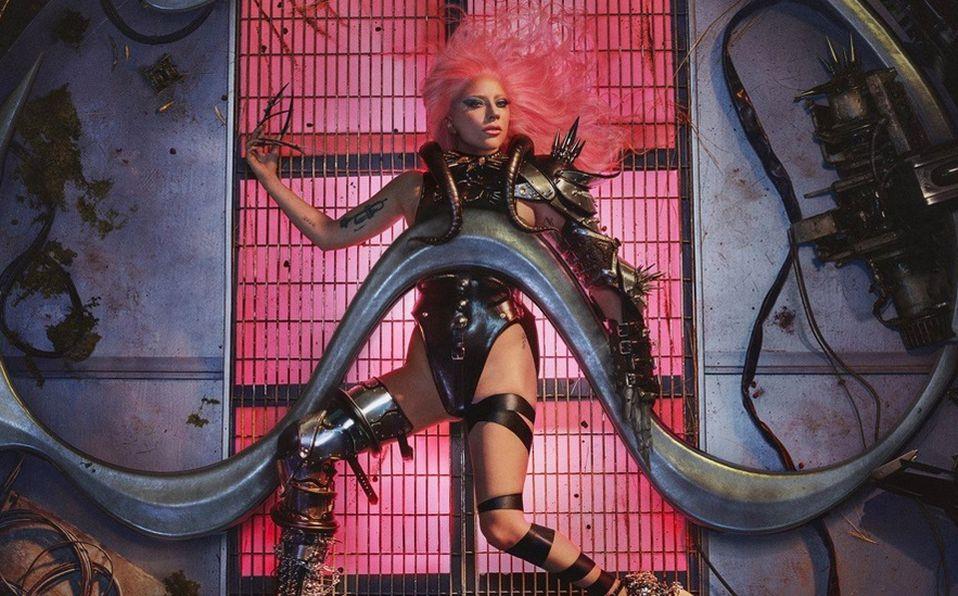 Lady Gaga estrena su disco 'Chromatica'  (Foto: Chromatica)