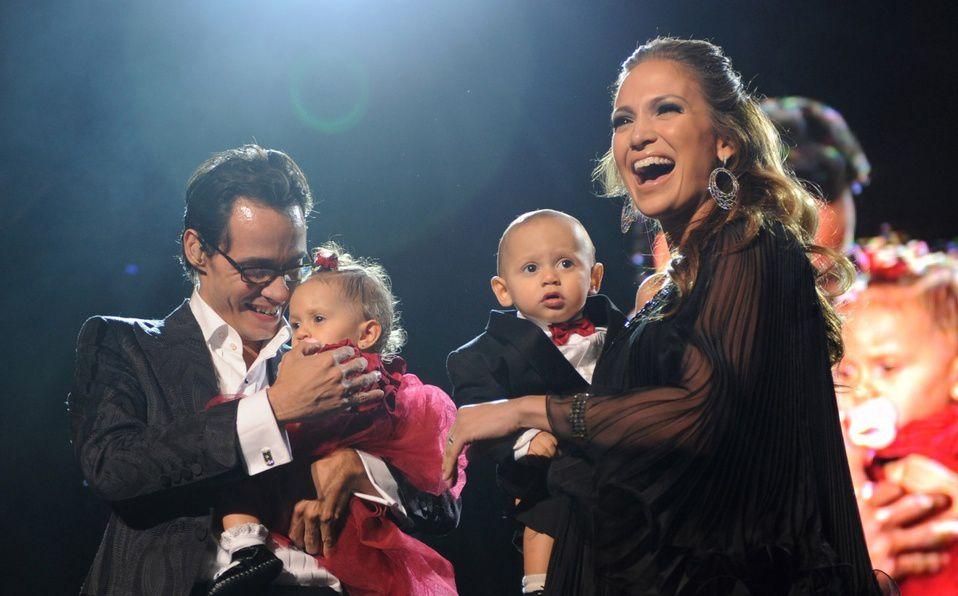 Ellos son los hijos de Marc Anthony y sus respectivas madres (Foto: Instagram)