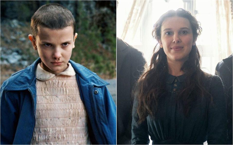 Millie Bobby Brown: El antes y después de