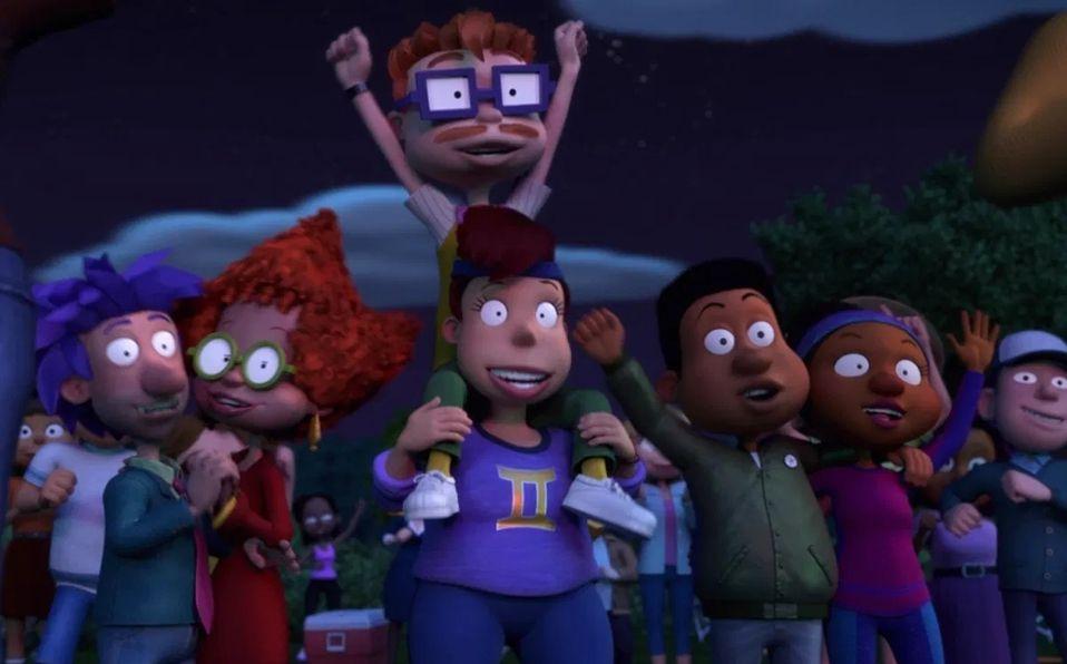 Rugrats Reboot: Mamá de Philly y Lily, será abiertamente gay (Foto: Paramount)