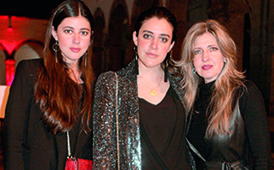 ABC 01 Andrea Mendoza, Natalia Mendoza y Zuly Barba