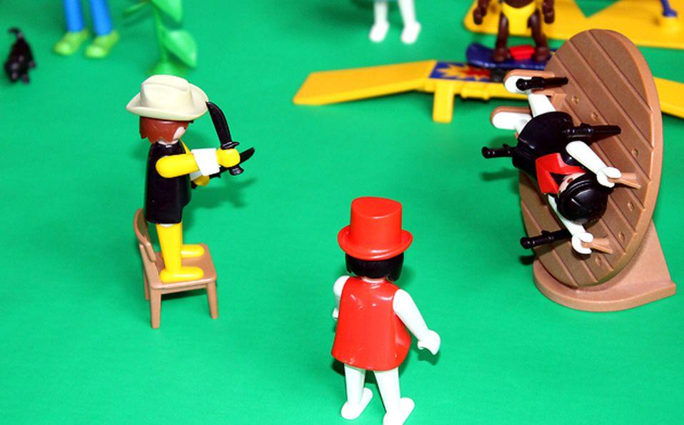 IMG_8757 Inauguración de la Sta expo Hidalgo Playmobil ##