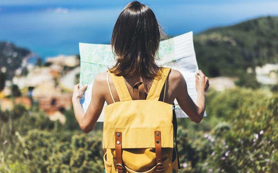 Viajar sola es una experiencia que puede dejarte muchos aprendizajes (Foto:Shutterstock).