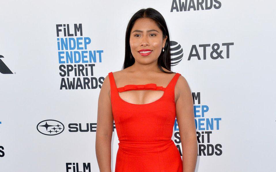 Yalitza Aparicio saltó a la fama a raíz de su personaje en la película