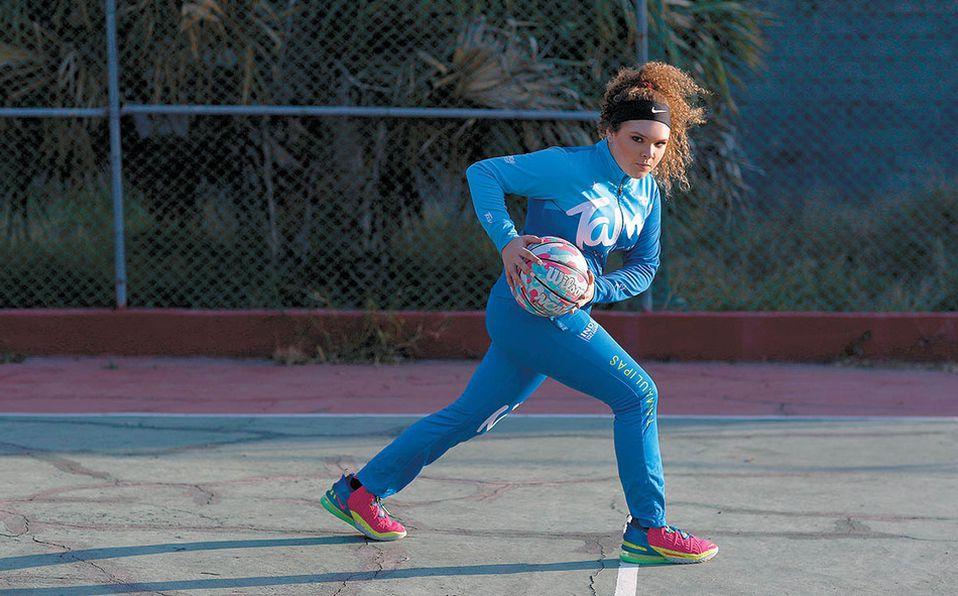 Regina Ramírez nos comparte su pasión por el deporte/Foto: Frank Lerma