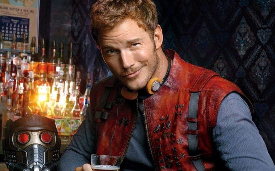 Chris Pratt es catalogado el 'peor Chris de Hollywood' por esta razón (Foto: Instagram)