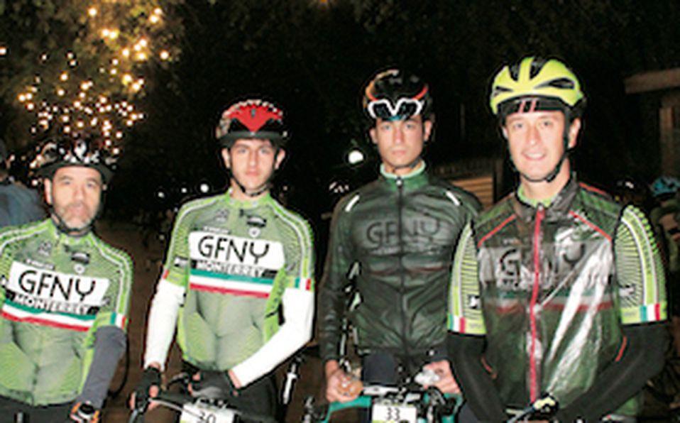 Jorge Ruelas, Mikel Rueles, Ikel Cue y Rafael Cue (2)