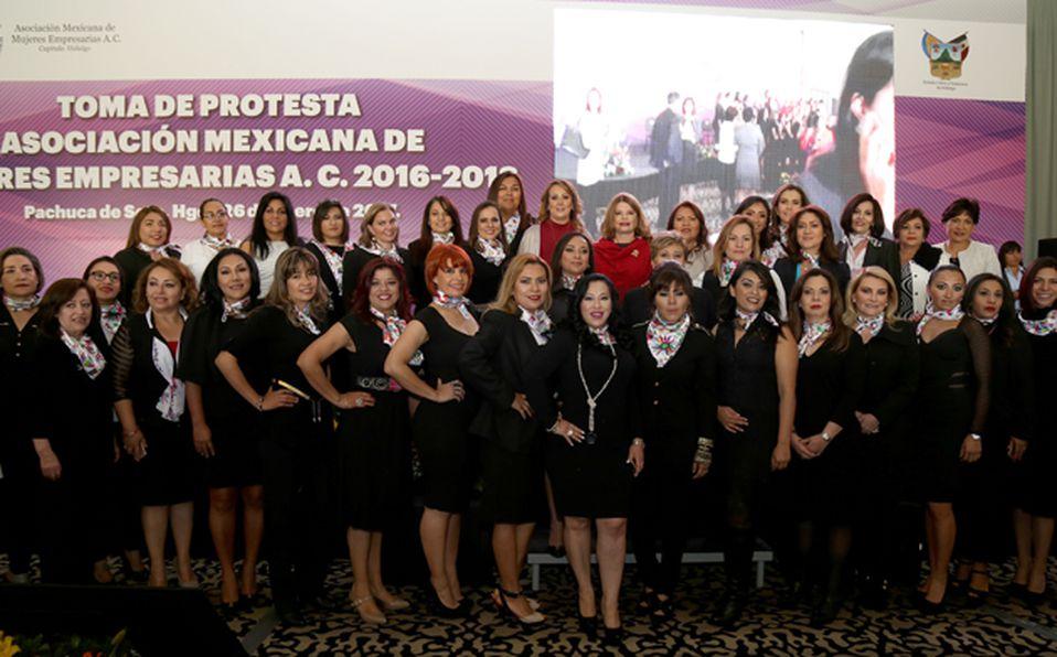 Mujeres hidalguenses empresarias