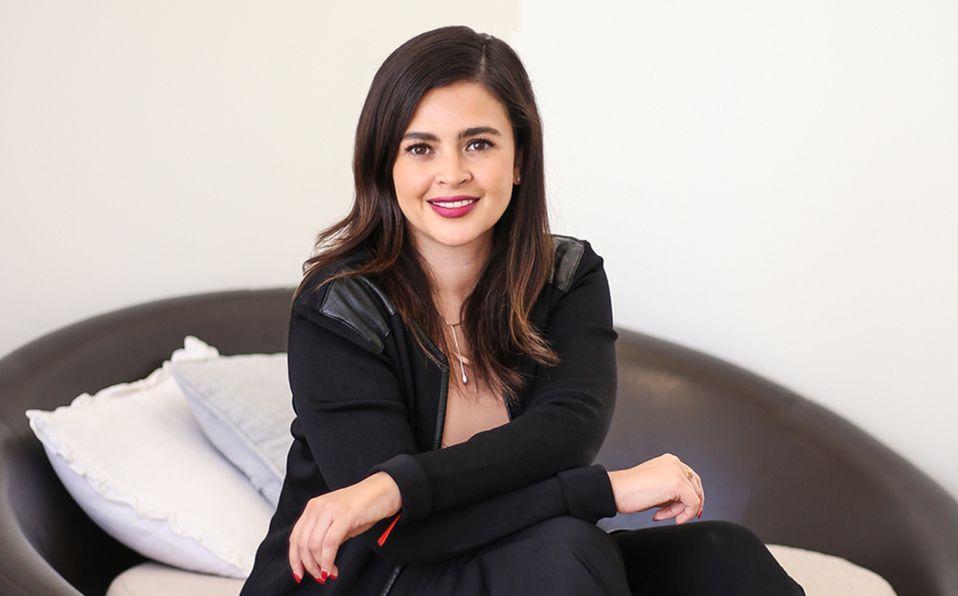Ani creó un podcast para todos aquellos que buscan reinventar su negocio. Foto: Aarón Solís