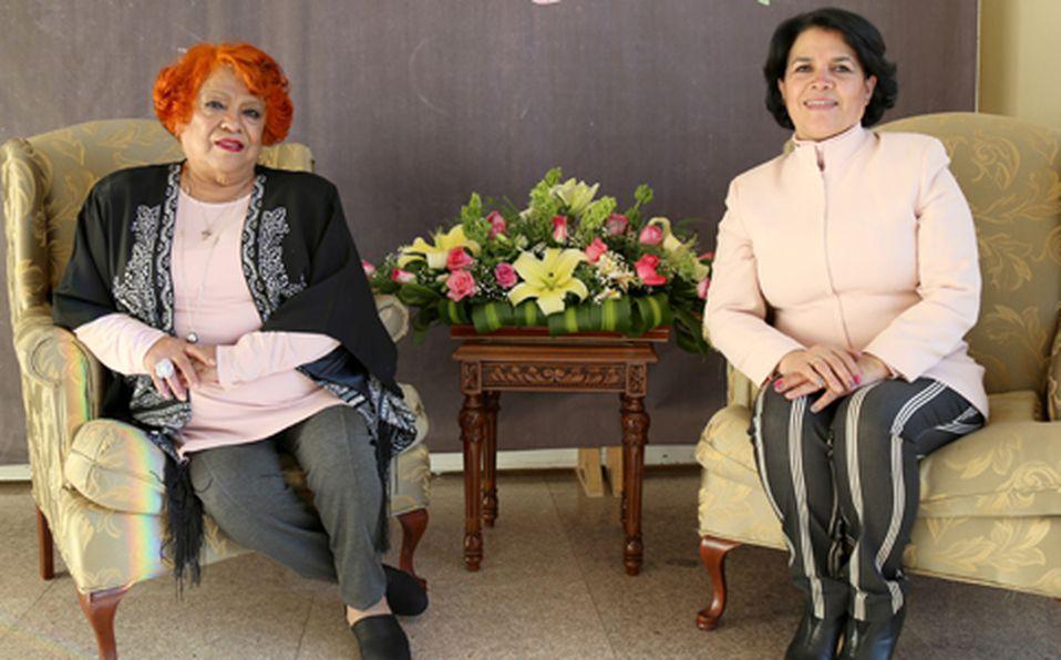 Martha Fernández y Martha Ramírez