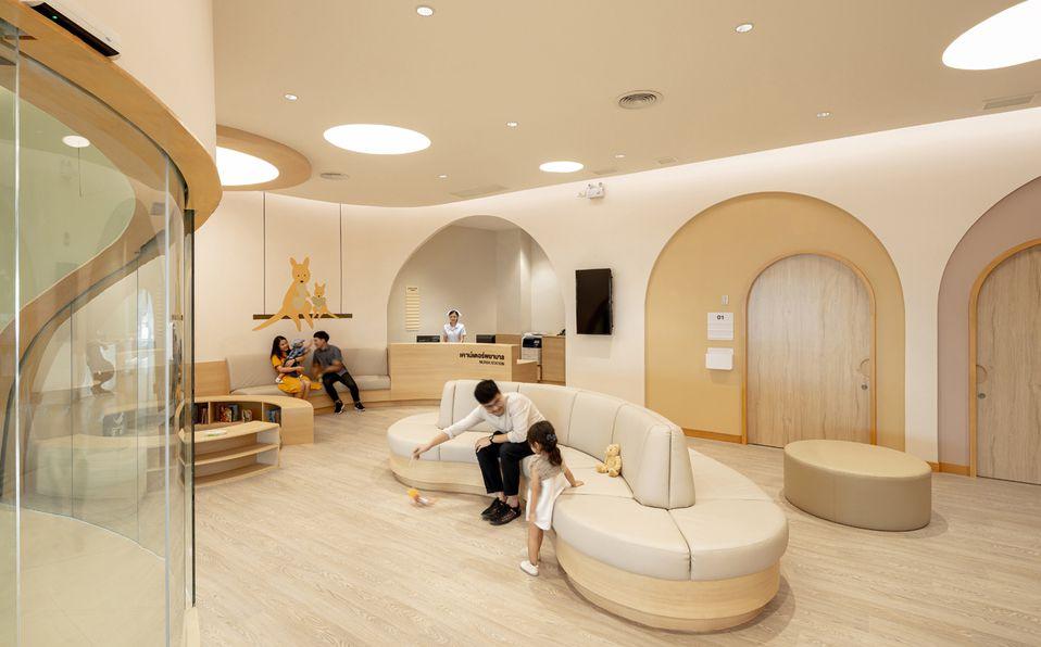 EKH Children Hospital, Imagen: Cortesía Ketsiree Wongwan