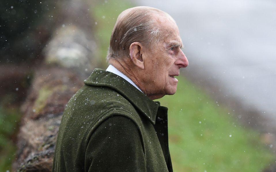 Príncipe Felipe: Qué pasará cuando muera el eposo de la Reina Isabel (Foto: Getty Images)