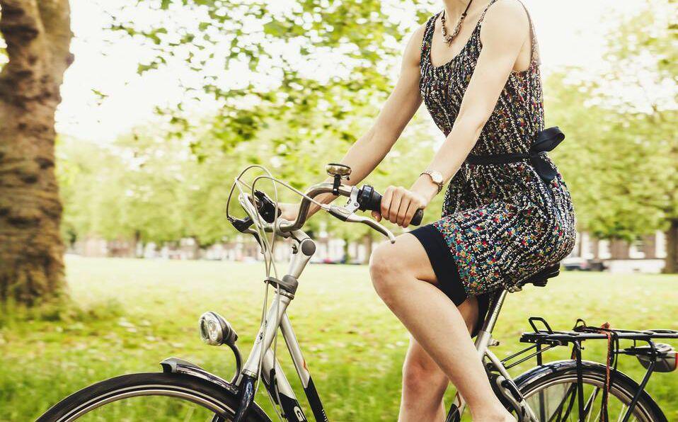 Cómo bajar de peso ¡en bicileta! (Foto: Unsplash)