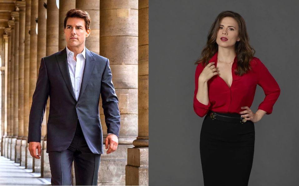 Tom Cruise. Quién es su nueva novia, Hayley Atwell.