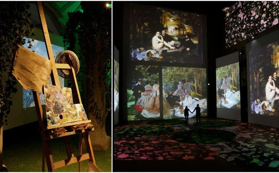 Monet Experience y los Impresionistas en la CDMX: Cómo, cuándo y dónde (Foto: Cross Media México)