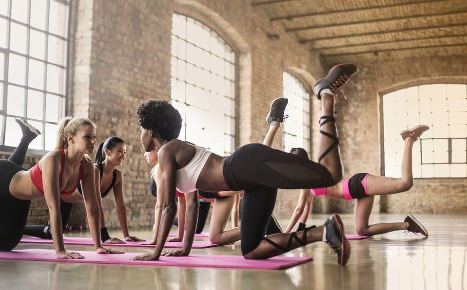 Con estos ejercicios te sentirás mejor.