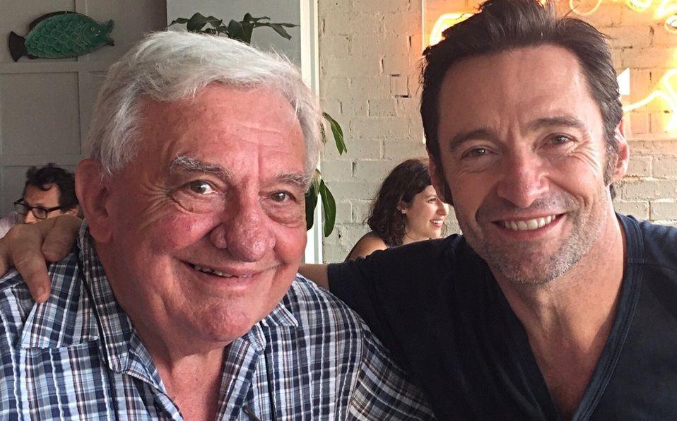 Hugh Jackman anuncia el fallecimiento de su padre (Foto: Instagram)