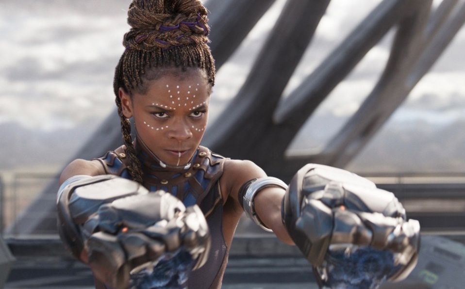 Black Panther 2: Letitia Wright, hospitalizada por accidente en el set (Foto: Instagram)