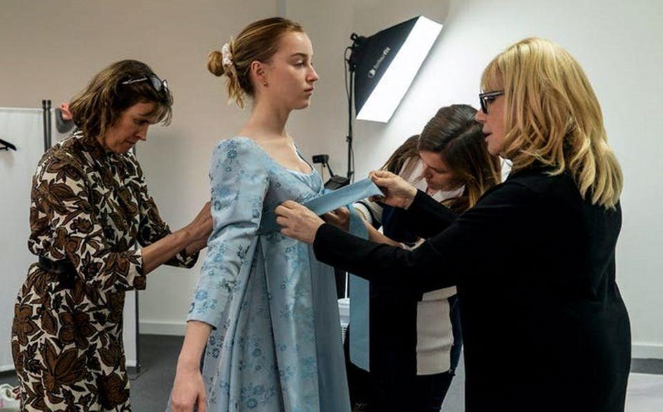 Para el personaje de Daphne se confeccionaron más de 100 vestuarios. Foto: Archivo