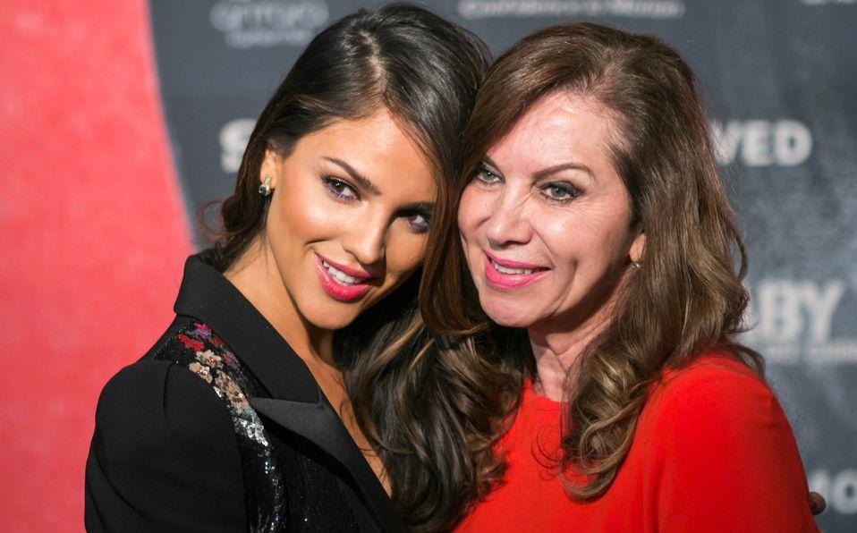 Eiza González: Quién es su mamá, Glenda Reyna y a qué se dedica (Foto: Getty Images)