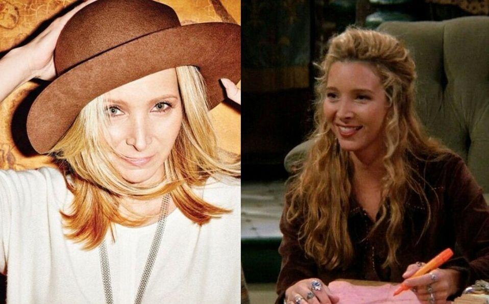 Lisa Kudrow: El antes y el después de Friends (Foto: Instagram)