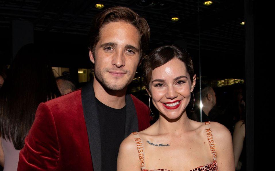 Camila Sodi y Diego Boneta: un amor que traspasó la pantalla (Foto: Instagram)