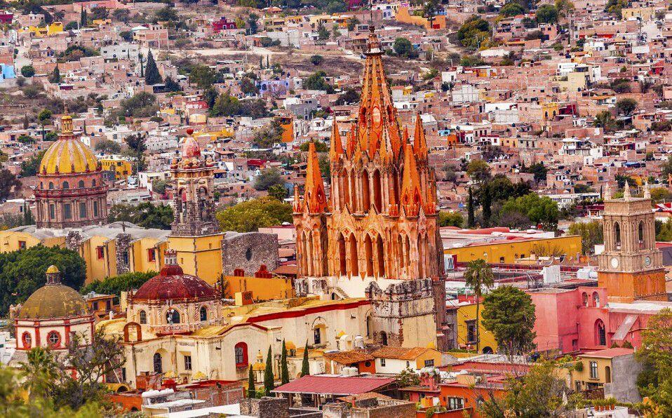Dónde viajar en pandemia de covid-19. Destinos seguros en México. (Foto: Shutetrstock).