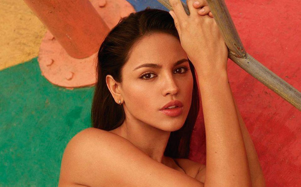 Eiza González muestra sus imperfecciones y dice estar orgullosa de ellas