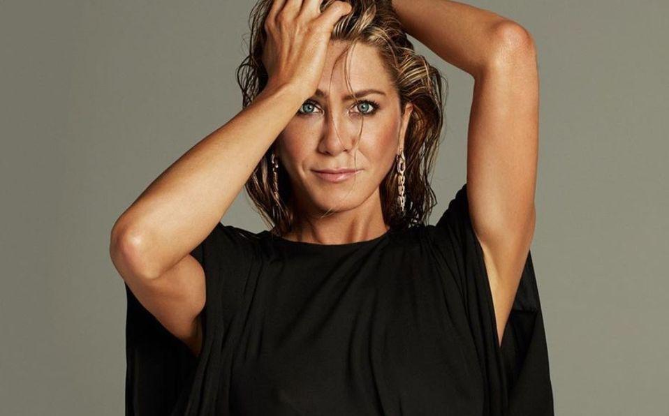 Covid-19: Jennifer Aniston subastará una fotografía de sí misma desnuda (Foto: Instagram @jenniferaniston)