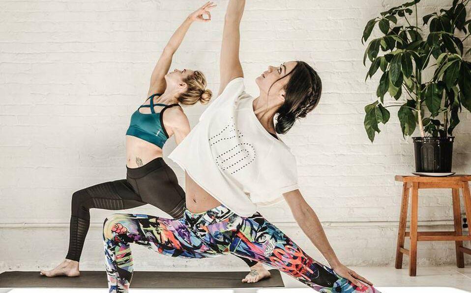 Hacer ejercicio por lo menos 150 minutos a la semana, notarás cambios apreciables en la salud, según la OMS. Foto: Reebok.