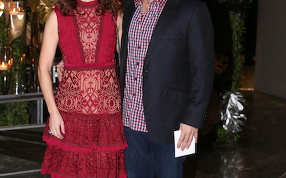 Cordelia Garza y Pedro Villarreal