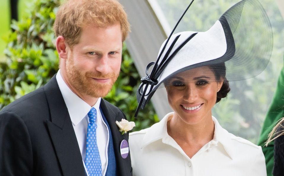 Meghan Markle y el Príncipe Harry, abucheados en una entrega de premios (Foto: Getty Images)